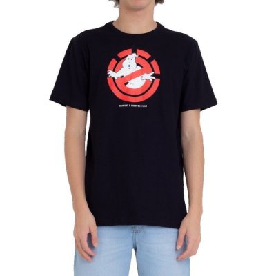 Camiseta Element Ghostly Masculina Preto