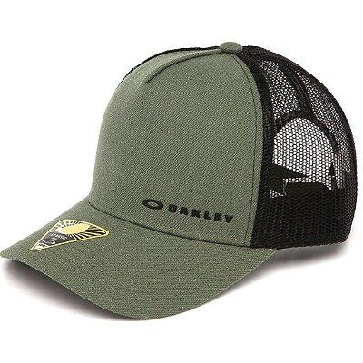 Boné Oakley Chalten Cap Verde Escuro