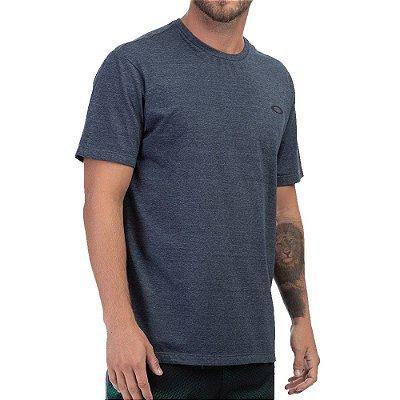 Camiseta Oakley Icon Azul Escuro