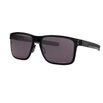 Óculos de Sol Oakley Holbrook Metal Matte Black W/ Prizm Grey