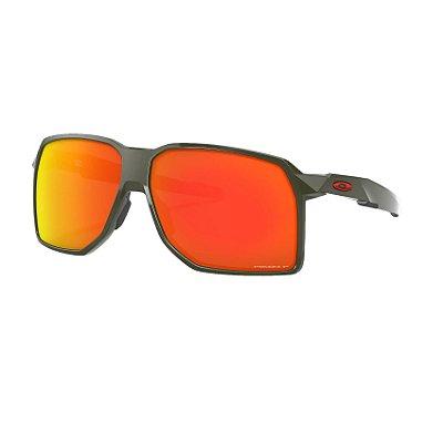 Óculos de Sol Oakley Portal Moss W/ Prizm Ruby Polarized