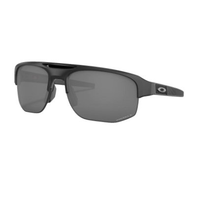 Óculos de Sol Oakley Mercenary Matte Black W/ Prizm Black Polarized