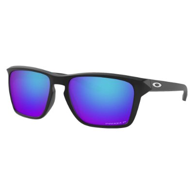 Óculos de Sol Oakley Sylas Matte Black W/ Prizm Sapphire Polarized