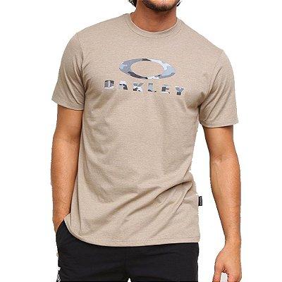Camiseta Oakley Camo SS Caqui