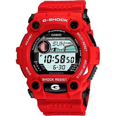 Relógio G-Shock G-7900A-4DR Vermelho