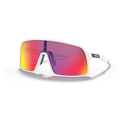 Óculos de Sol Oakley Sutro Matte White W/ Prizm Road