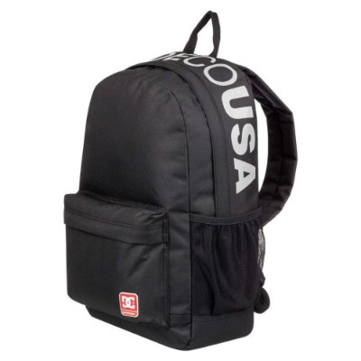 Mochila DC Shoes Backsider Preto