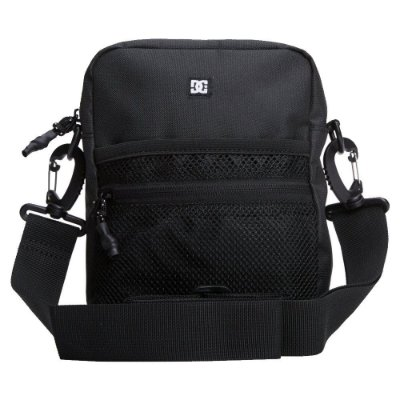 Shoulder Bag DC Shoes Starcher 2 Preto