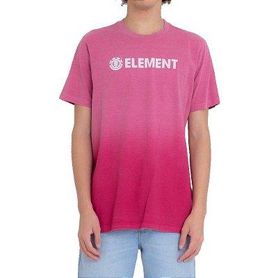 Camiseta Element Brain Masculina Rosa