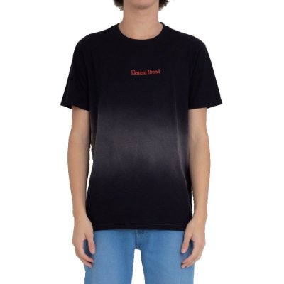 Camiseta Element Fading Out Masculina Preto