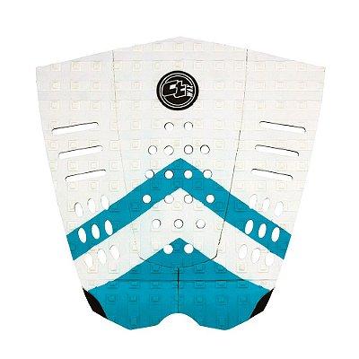 Deck CtWax Nalu Colors Branco/Azul