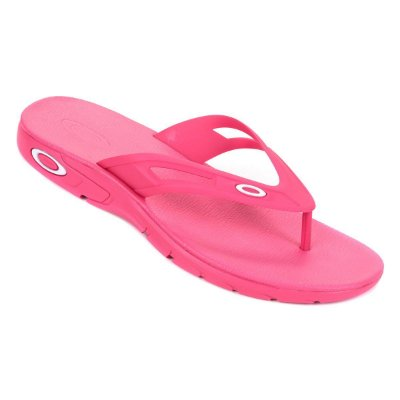Chinelo Oakley Rest 2.0 Rosa