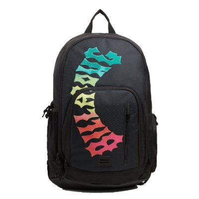 Mochila Billabong Command Pack Preto/Verde