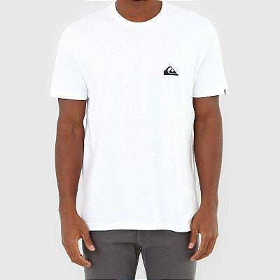 Camiseta Quiksilver Essentials Masculina Branco