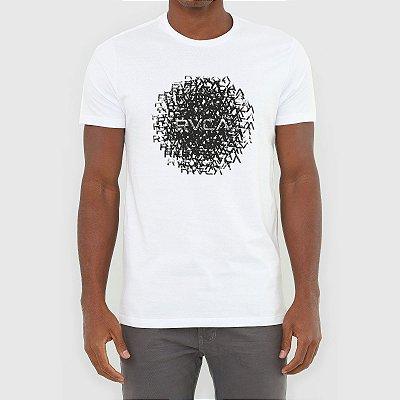 Camiseta RVCA Motors II Masculina Branco