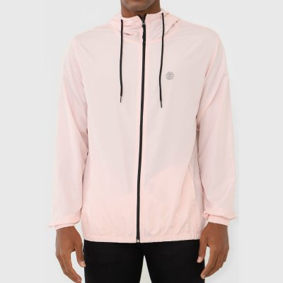 Jaqueta Element Basic Element Zip Masculina Rosa