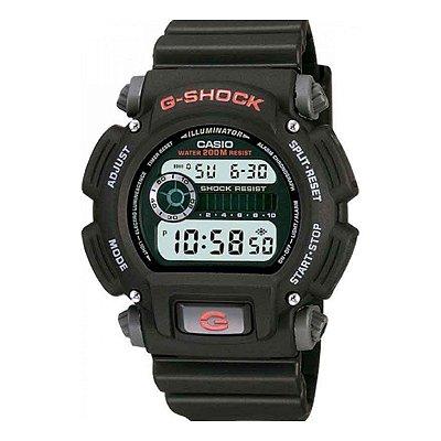 Relógio G-Shock DW-9052-1VDR Preto