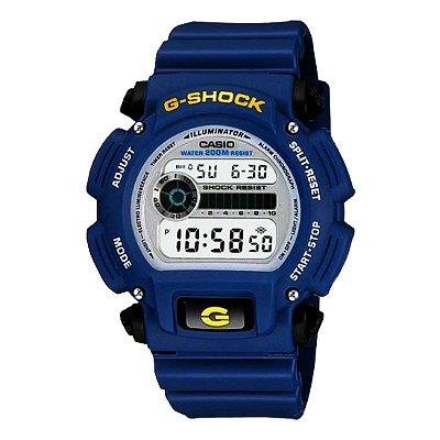 Relógio G-Shock DW-9052-2VDR Azul