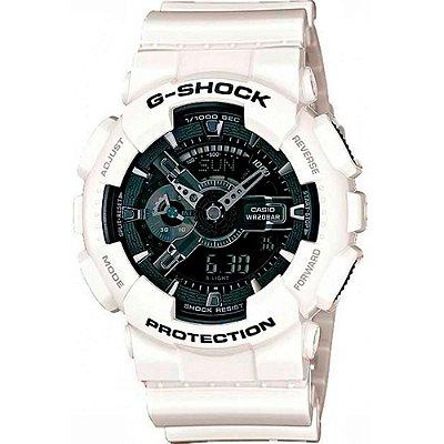 Relógio G-Shock GA-110GW-7ADR Branco