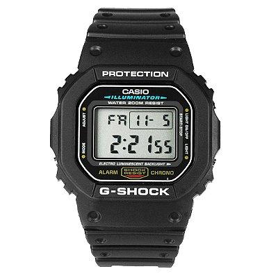 Relógio G-Shock DW-5600E-1VDF Preto