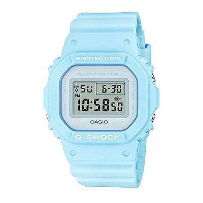 Relógio G-Shock DW-5600SC-2DR Azul