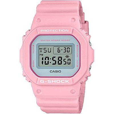 Relógio G-Shock DW-5600SC-4DR Rosa