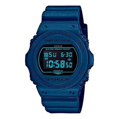 Relógio G-Shock DW-5700BBM-2DR Azul