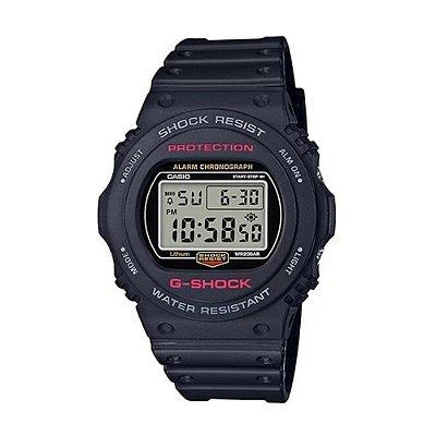 Relógio G-Shock DW-5750E-1DR Azul