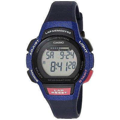 Relógio Casio Standard LWS-1000H-2AVDF Azul