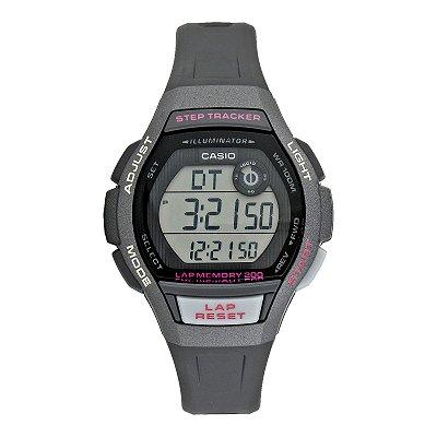 Relógio Casio Standard LWS-2000H-1AVDF Preto