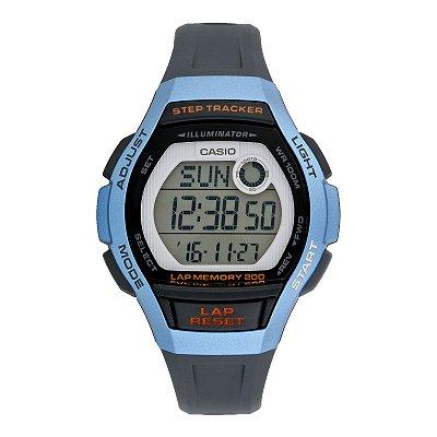 Relógio Casio Standard LWS-2000H-2AVDF Azul