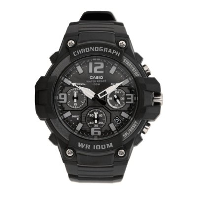 Relógio Casio Standard MCW-100H-1A3VDF Preto