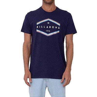 Camiseta Billabong Access Masculina Azul Marinho