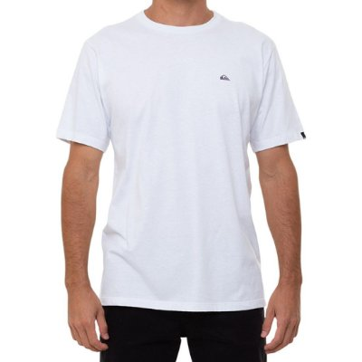Camiseta Quiksilver Embroidery Masculina Branco
