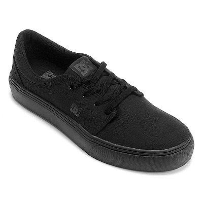 Tênis DC Shoes Trase TX Preto/Preto