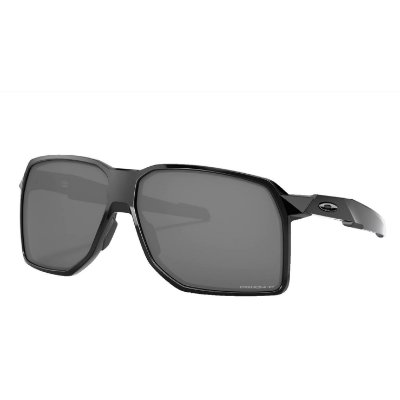 Óculos de Sol Oakley Portal Polished Black W/ Prizm Black Polarized