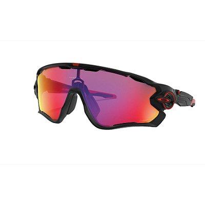 Óculos de Sol Oakley Jawbreaker Matte Black W/ Prizm Road
