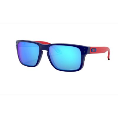 Óculos de Sol Oakley Holbrook XS Polish Navy W Pzm Sapphire