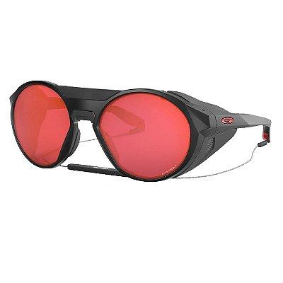 Óculos de Sol Oakley Clifden Matte Black W/ Prizm Snow Torch