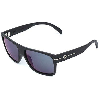Óculos de Sol HB Would Black D. Blue| Blue Chrome