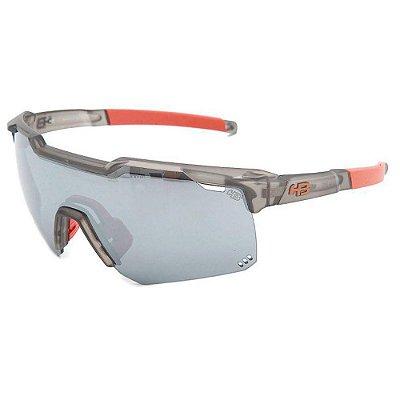Óculos de Sol HB Shield Evo R Matte Onyx | Silver