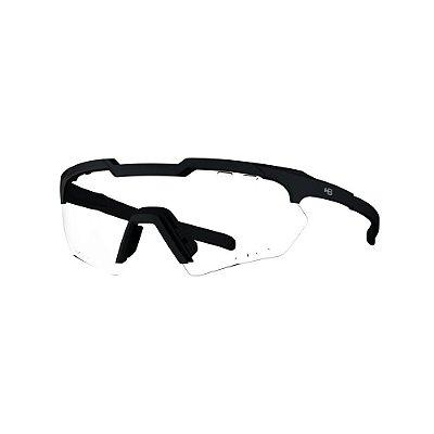 Óculos de Sol HB Shield Compact R Matte Black | Photochromic