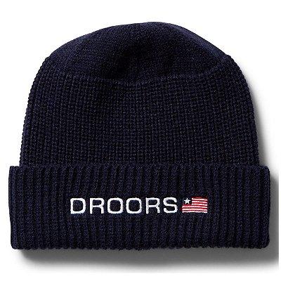 Gorro DC Shoes DR Droors Flag Azul Marinho