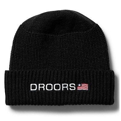 Gorro DC Shoes DR Droors Flag Preto