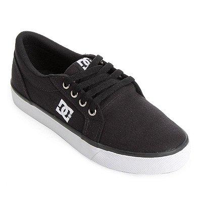 Tênis DC Shoes Episo Preto/Branco