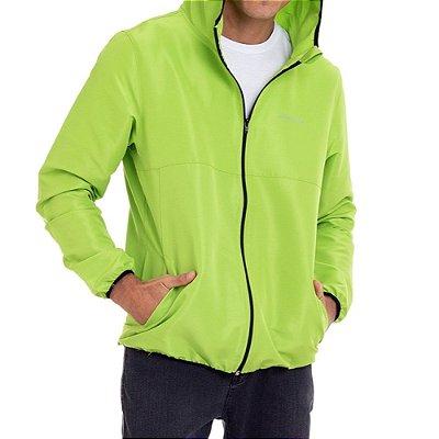 Jaqueta Quiksilver Solid Masculina Verde Neon