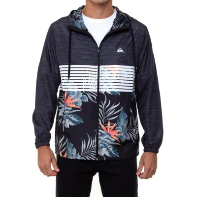 Jaqueta Quiksilver Everyday Pack Masculina Preto