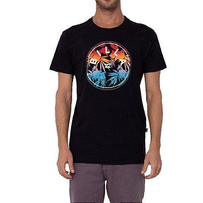 Camiseta Billabong Rotor II Masculina Preto
