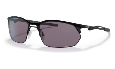 Óculos de Sol Oakley Wire Tap 2.0 Satin Black W/ Prizm Grey