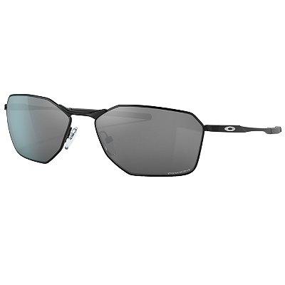 Óculos de Sol Oakley Savitar Satin Black W/ Prizm Black